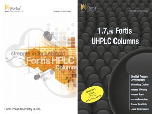Coloane HPLC și UHPLC Fortis