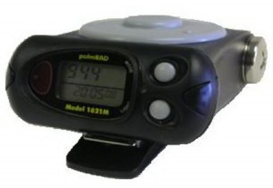 Detector de radiatii Geiger-Mueller palmRAD 1621M