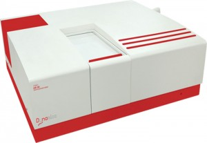 Spectrometru dublu-fascicul Halo DB-30